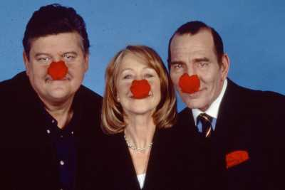 Helen Mirren and Co for Prime Cracker for Red Nose Day