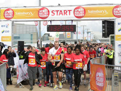 The Sainsbury's Sport Relief Games