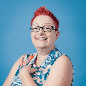 Dr Sue Black, Comic Relief Trustee