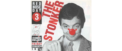 Red Nose Day 1991 logo