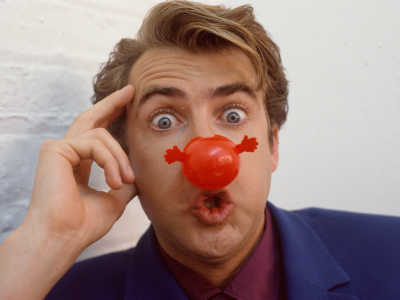 Jonathon Ross for Red Nose Day 1991