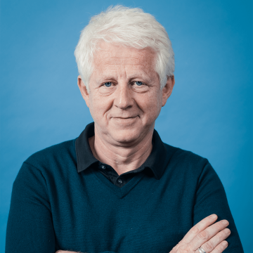 Richard Curtis Comic Relief Co-founder