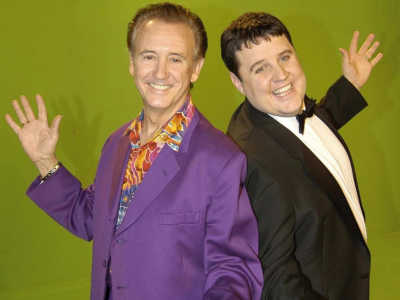 Peter Kay and Tony Christie
