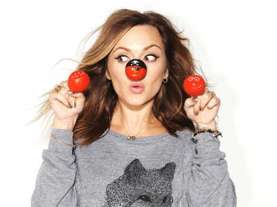 Fearne Cotton for Red Nose Day 2011