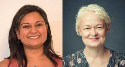 Aleema Shivji joins Comic Relief as Executive Director for Impact & Investments and Fiona Campbell joins Comic Relief Trustee board