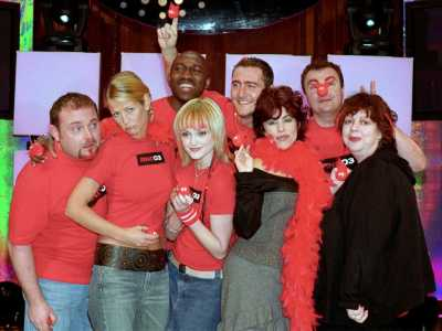 Fame Academy for Red Nose Day 2003