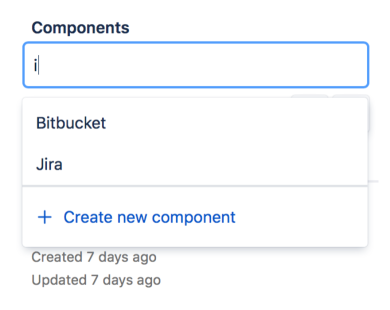 Jira Cloud - Inline edit fields in issue view