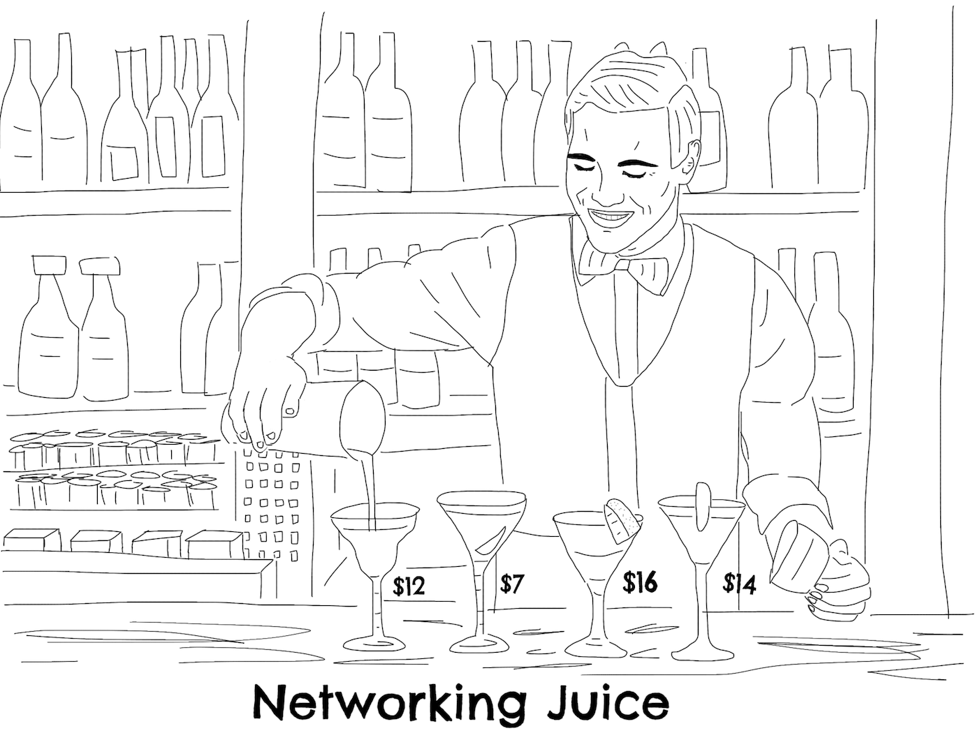 Networking juice