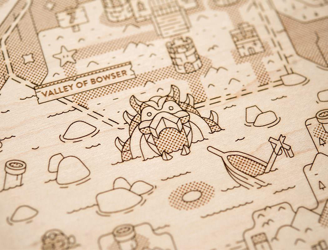 Super Mario World design 2
