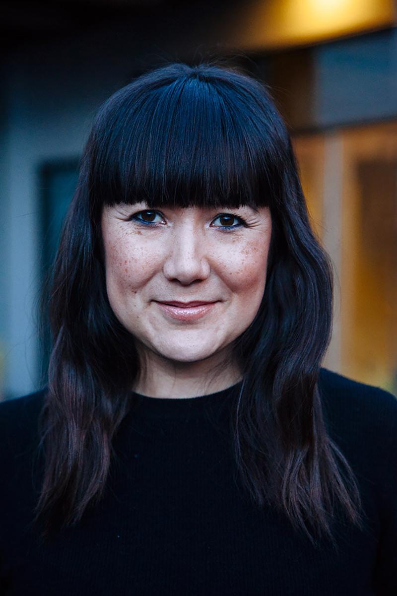 Sonja portrait