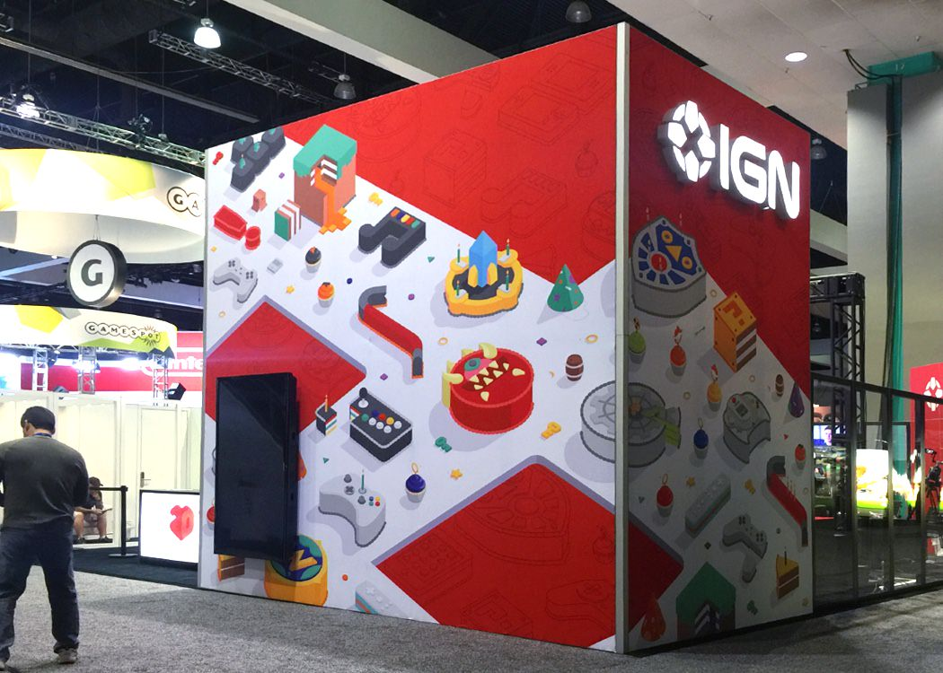 IGN Booth E3 2016