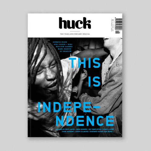 Huck 56 - The Independence Issue