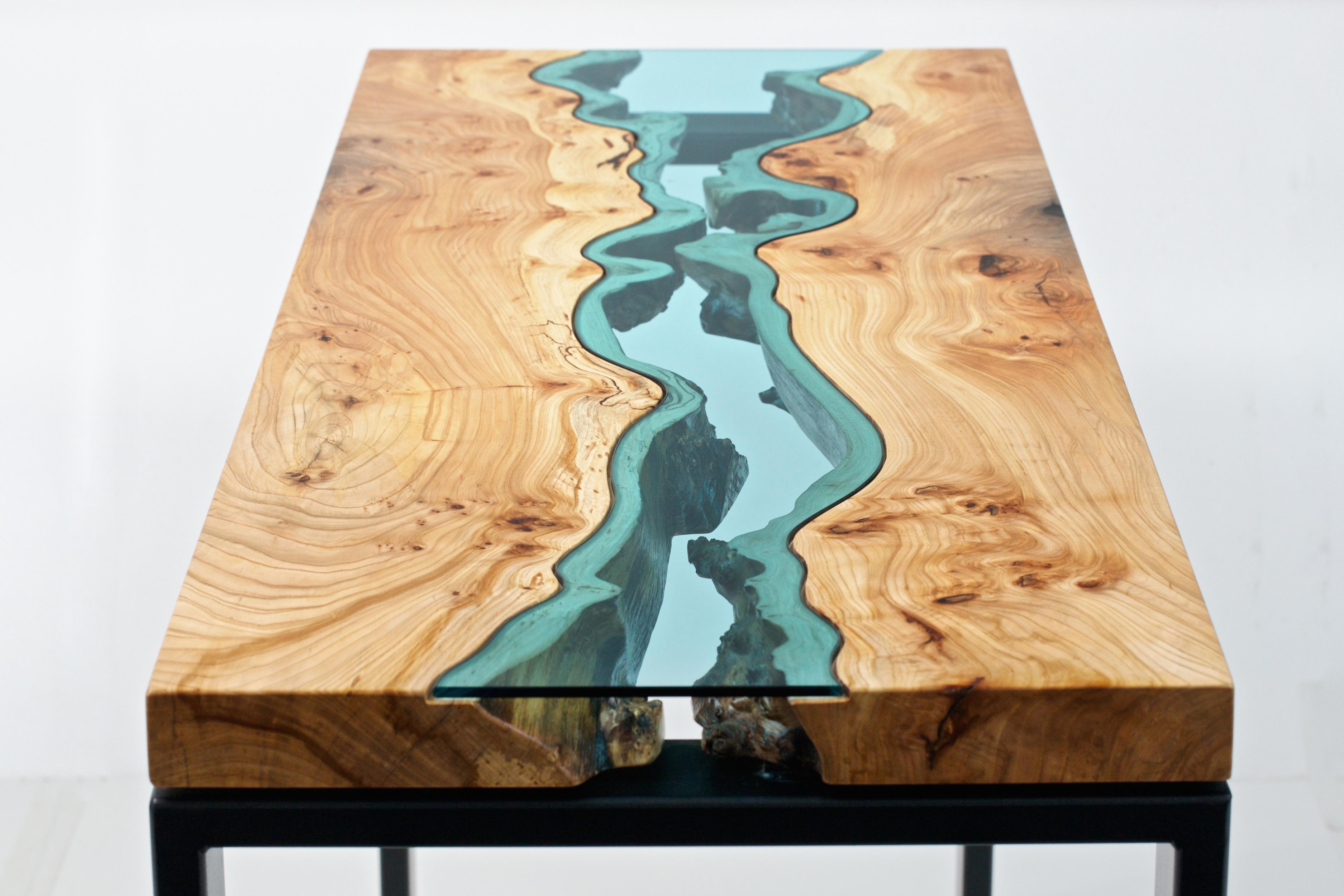 Elm River Table.Greg Klassen - Greg Klassen