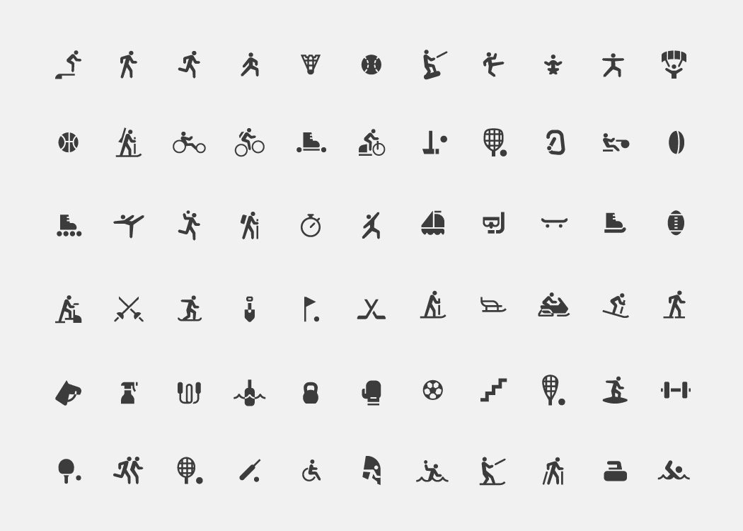 Iconography for Google