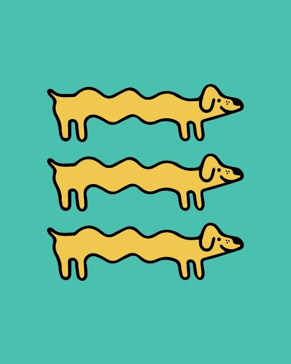 Wavy Dogs