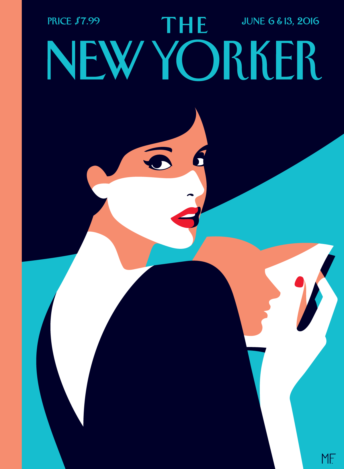 Malika Favre - The New Yorker