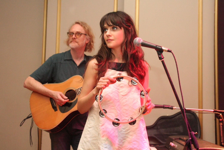 SXSW 2008 - She & Him