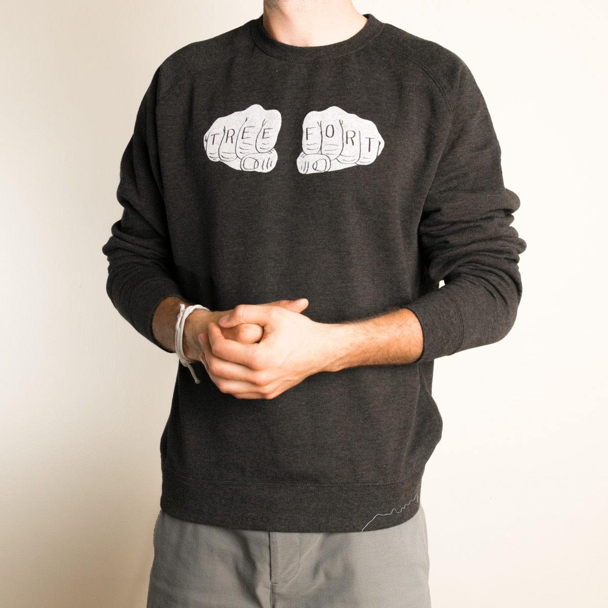Fist Bump Sweatshirt