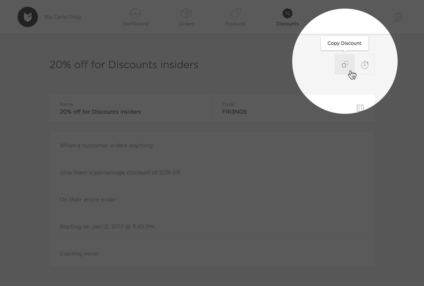 discount-copy