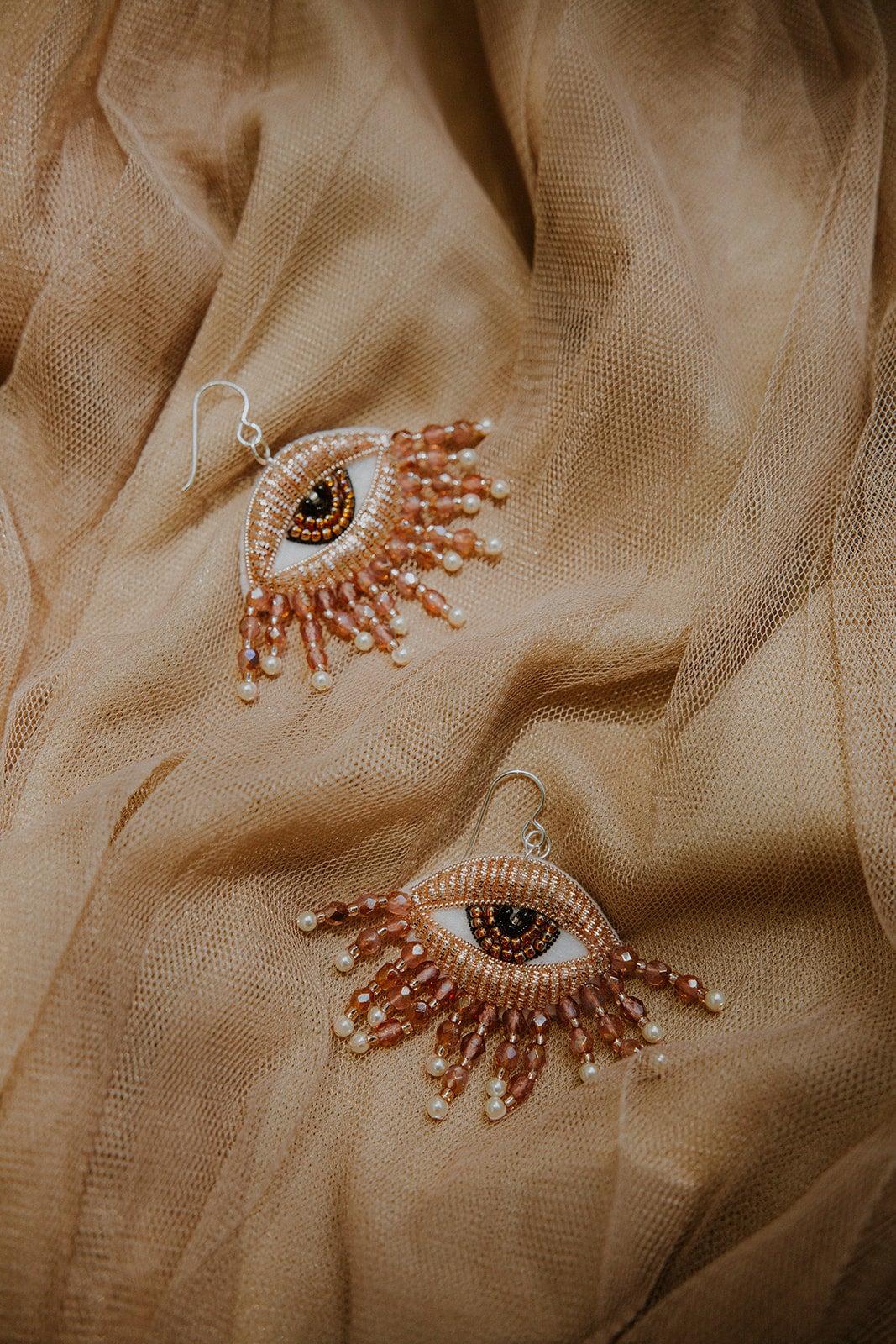 Carly Owens earrings 2