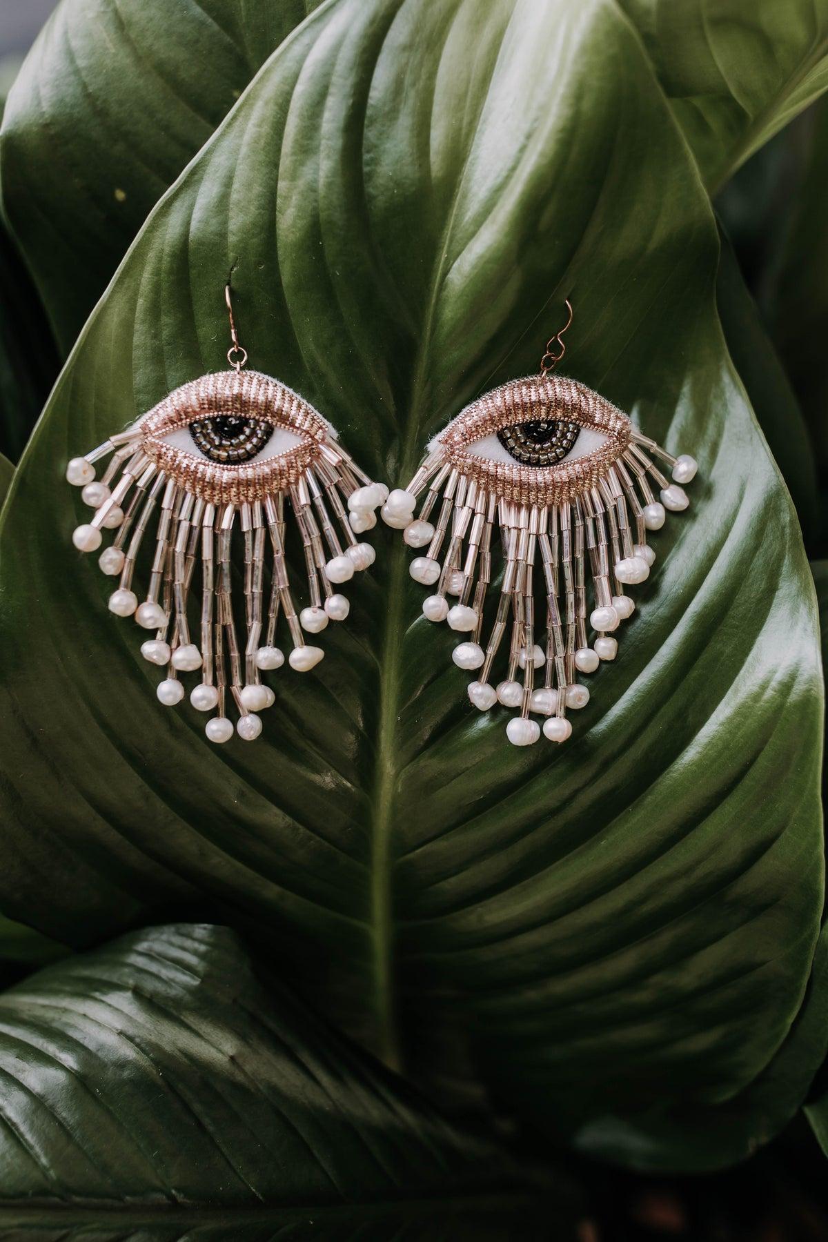 Carly Owens earrings