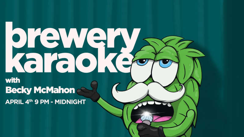 Brewery Karaoke with Becky McMahon