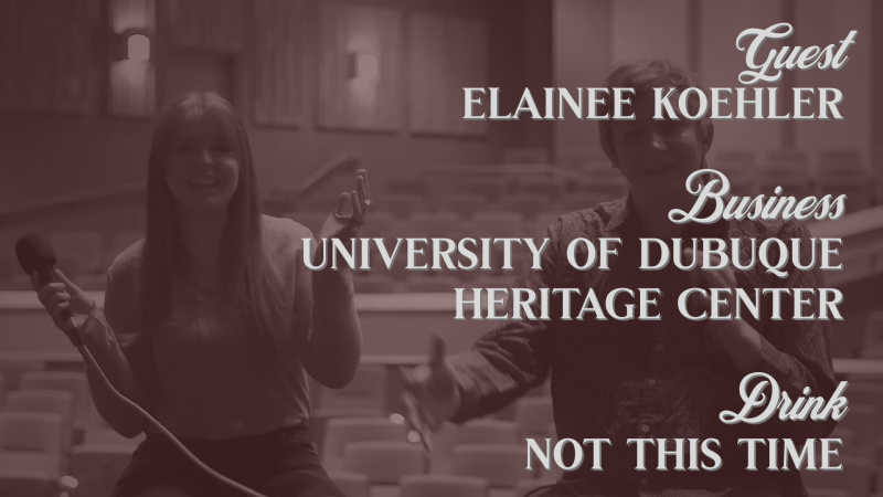 Elainee Koehler, University of Dubuque