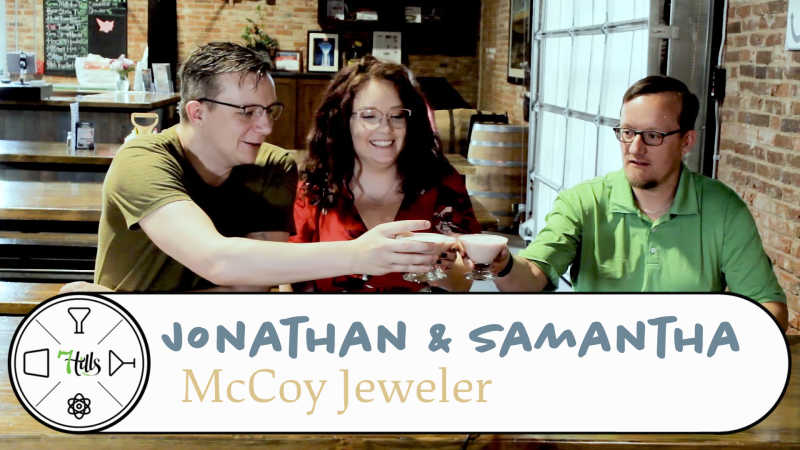 Jonathan & Samantha of McCoy Jeweler