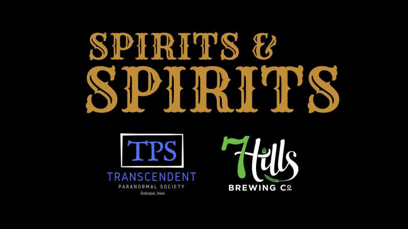 Spirits & Spirits, Stories of Paranormal