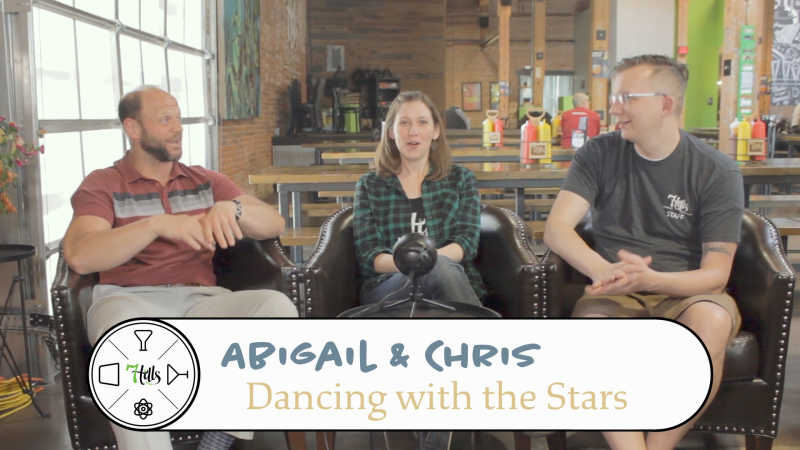 Abigail, Chris, and Dancing with the Stars 💃🕺