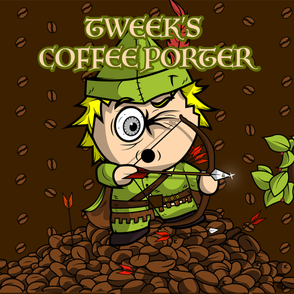 Tweeks Coffee Porter