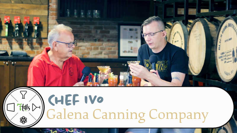 Chef Ivo of Galena Canning Company