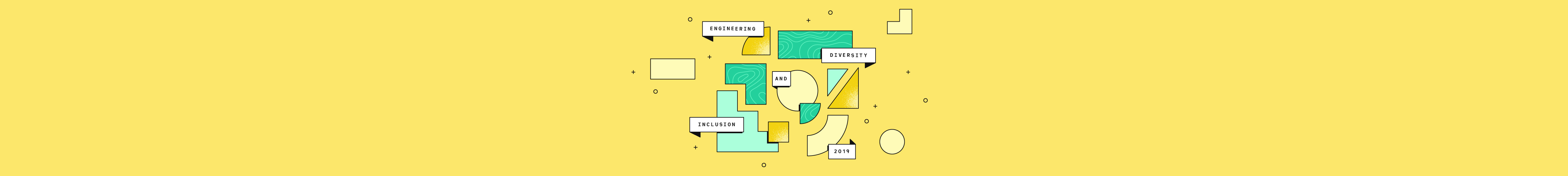2019 State of Diversity & Inclusion in Plaid Engineering banner