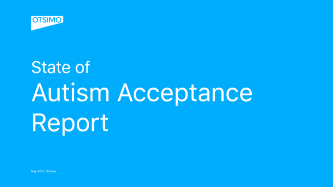 State of Autism Acceptance Report  in United States