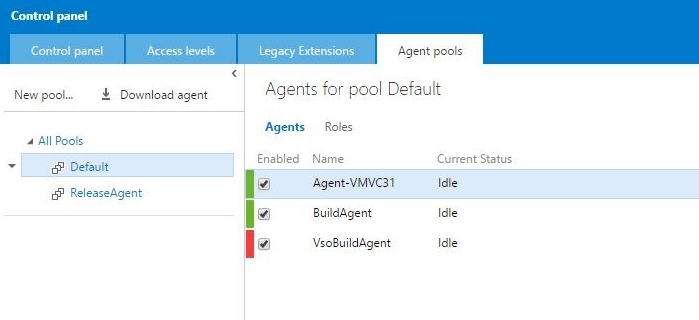 Change the Build Agent Working Directory - TFS 2015 vNext