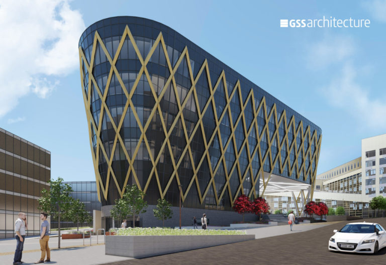 The Catalyst : home to the UK's National Innovation Centre for Ageing and the National Innovation Centre for Data