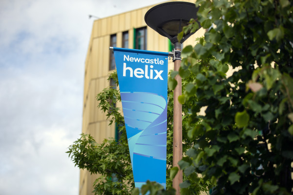 Newcastle Helix exists to help us all live better lives