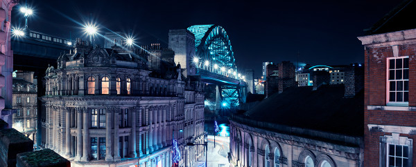 Newcastle is a vibrant, cultural hotspot