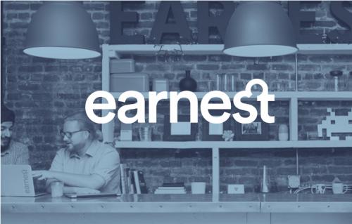 Earnest Case Study w Logo