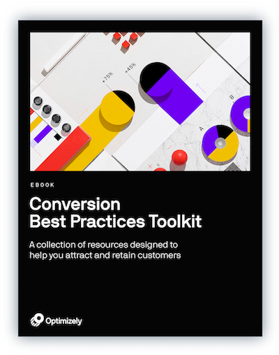 Conversion Best Practices Toolkit (auf Englisch)