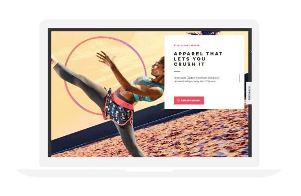 webpage loop animation