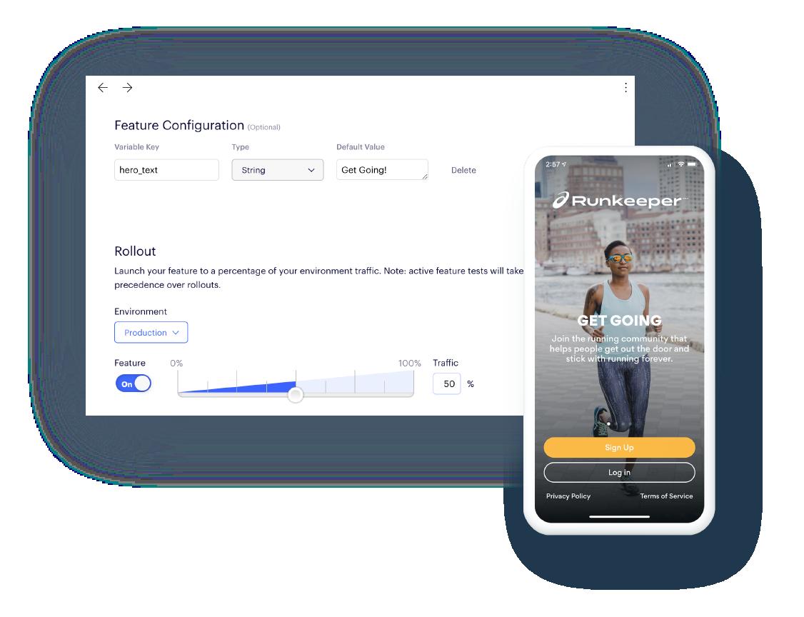 Platform Page mobile Rollout
