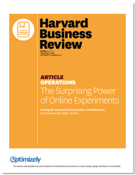 The Surprising Power of Online Experiments
