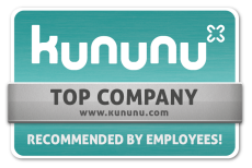 Kununu Top Company Award