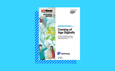 MIT Sloan Management Review: Coming of Age Digitally