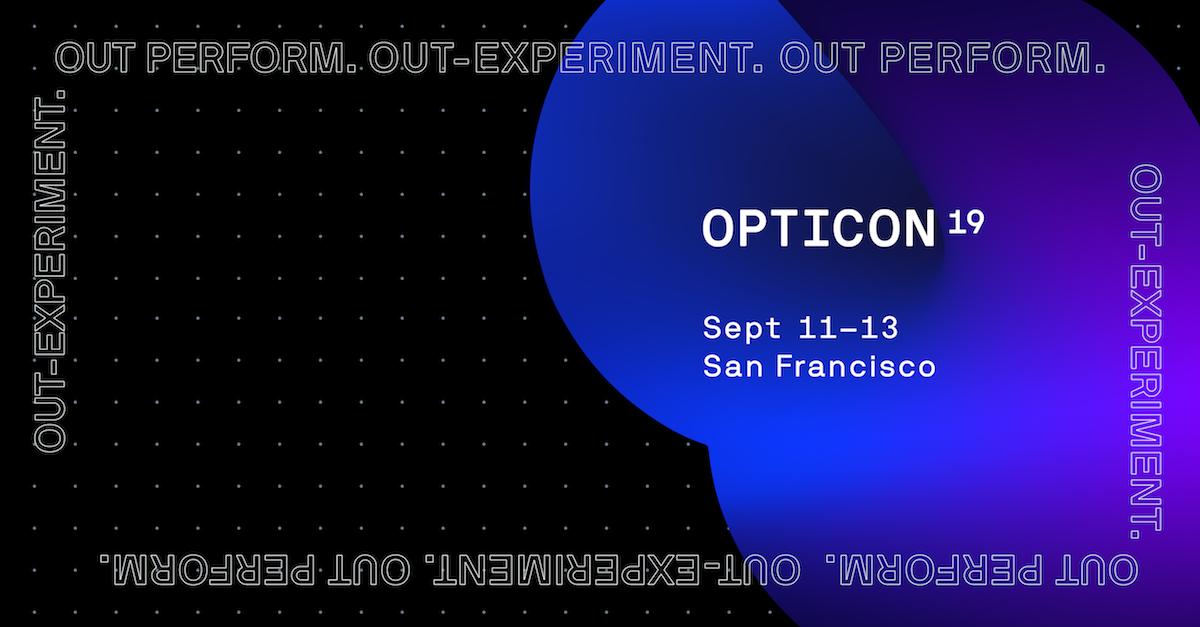 Opticon19