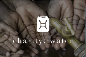 Charity Water Rectangle