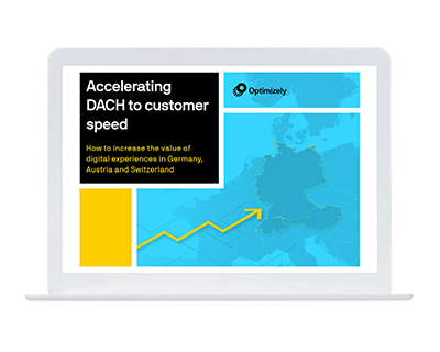 Accelerating DACH to Customer Speed
