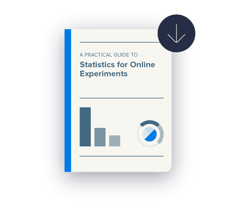 Statistics for Online Experiments