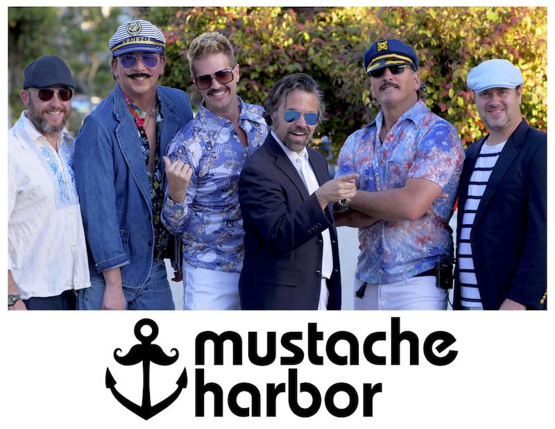 Mustache Harbo logo